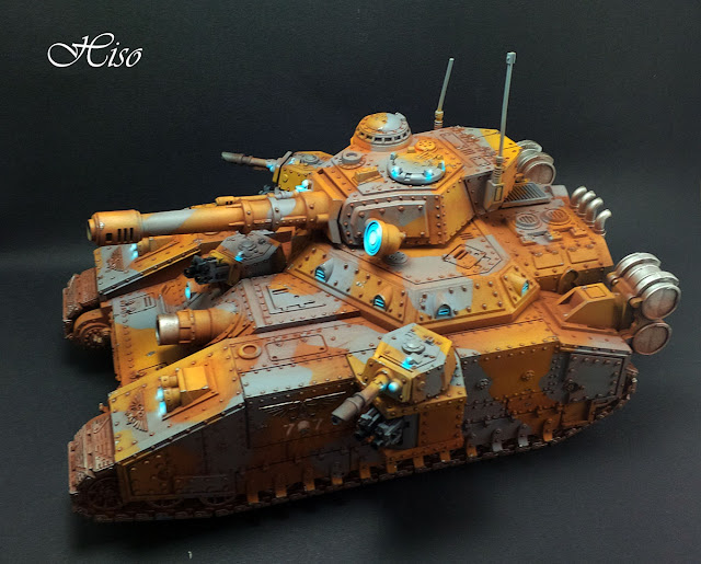Baneblade - Imperial Guard