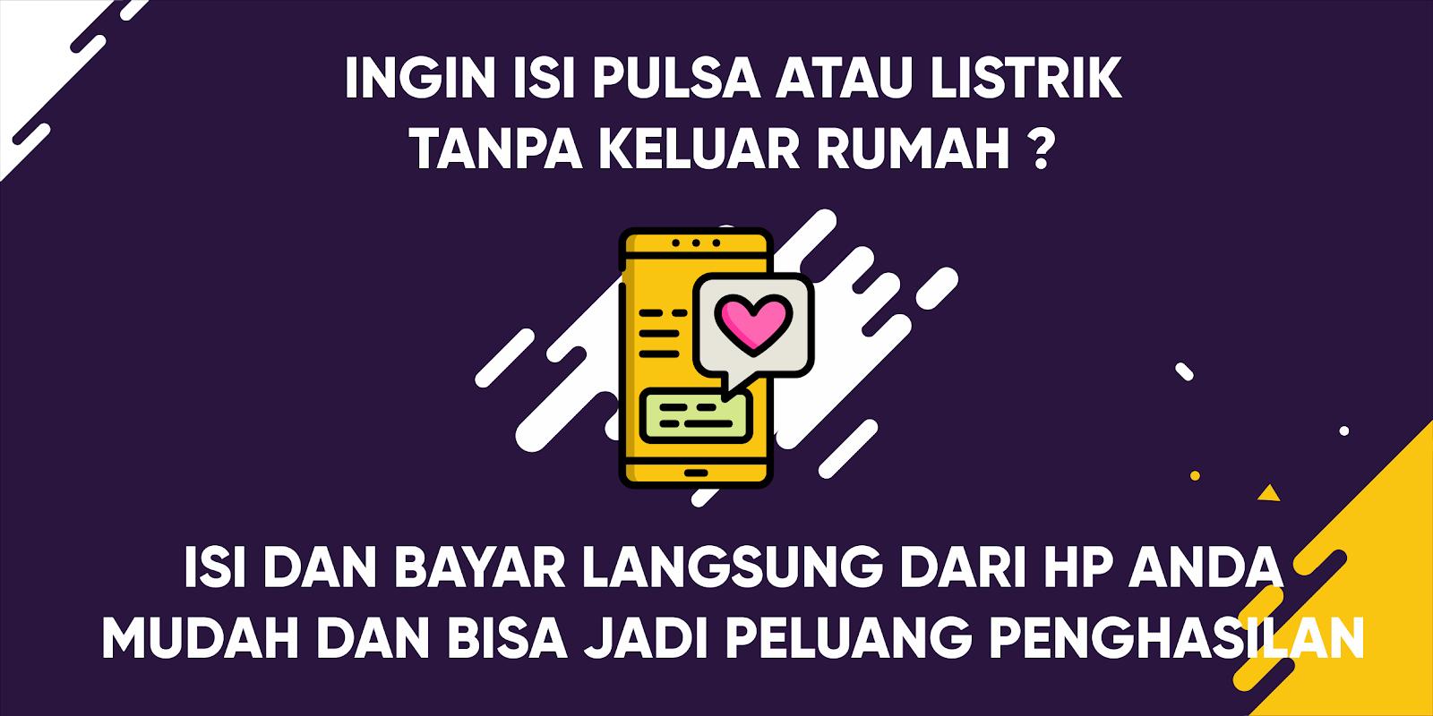 Bisnis Pulsa Termurah DigdayaTronik.id