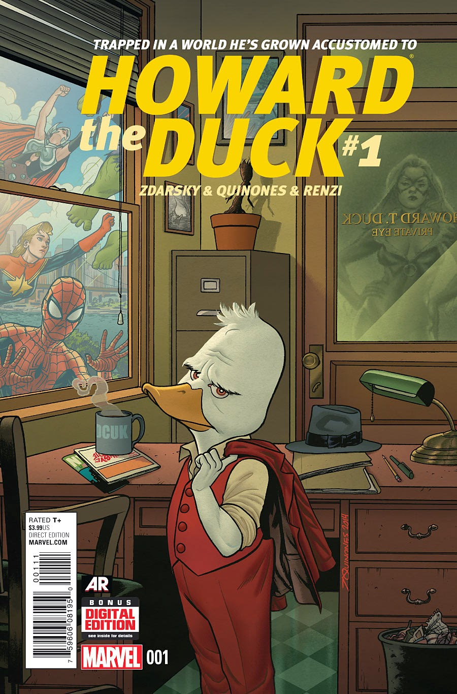 Howard the Duck P.I.