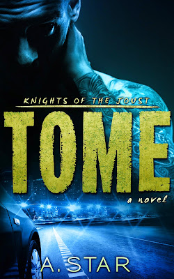 Cover Reveal: Tome by A. Star #TomeReveal