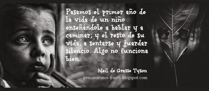 frases de Neil deGrasse Tyson