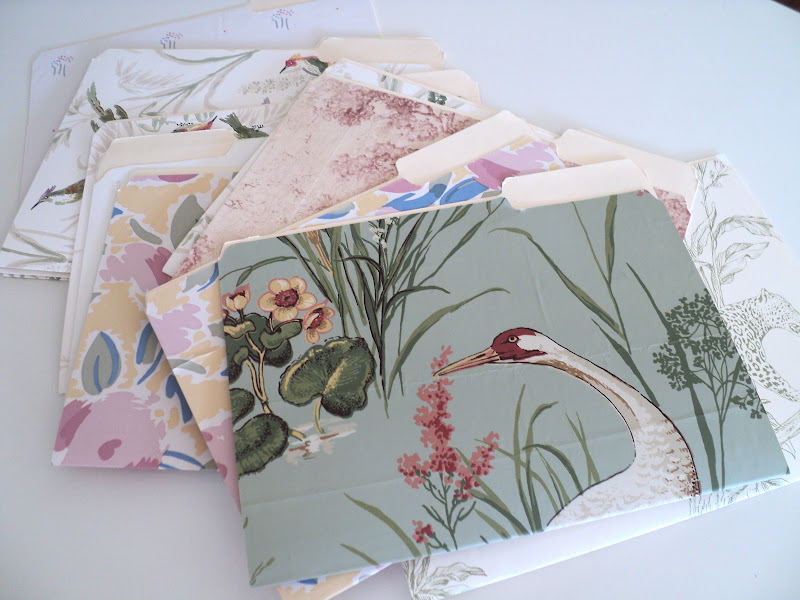 decorative file folders diy