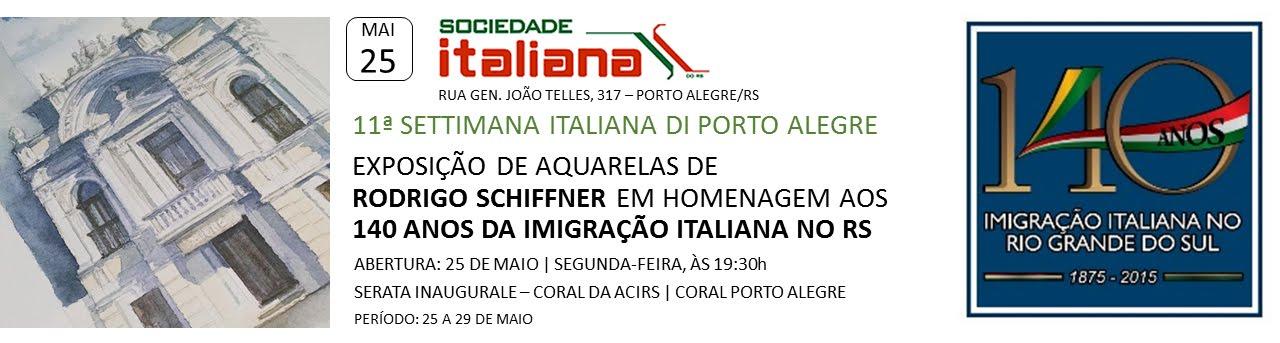 EXPOSIÇÃO 140 ANOS DA IMIGRAÇÃO ITALIANA NO RS