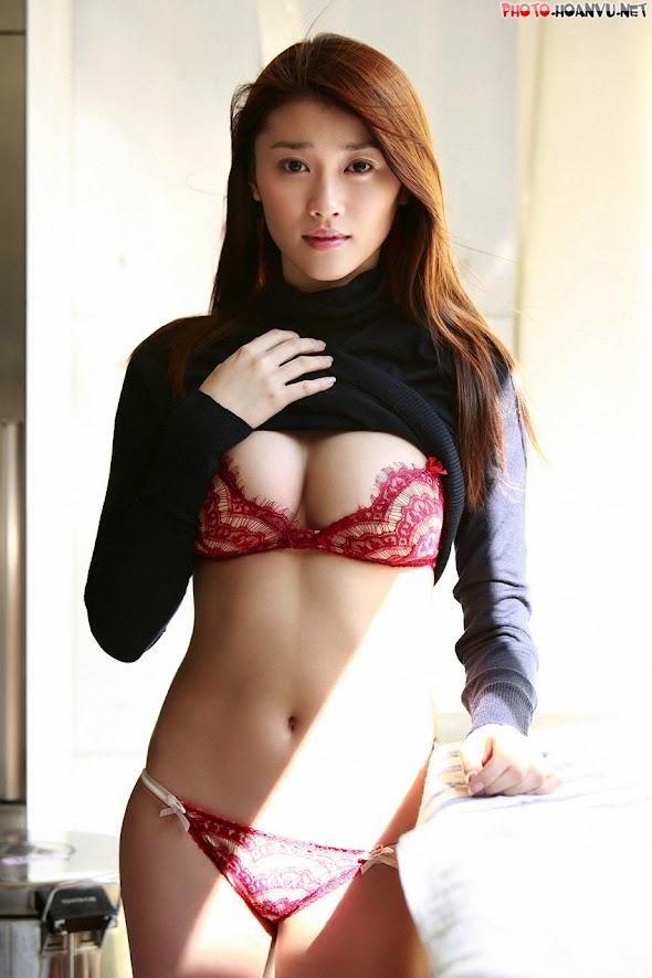 ảnh Mikie Hara ngực xinh đẳng cấp | ảnh 12