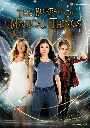 O Clube das Coisas Mágicas Séries Torrent Download capa