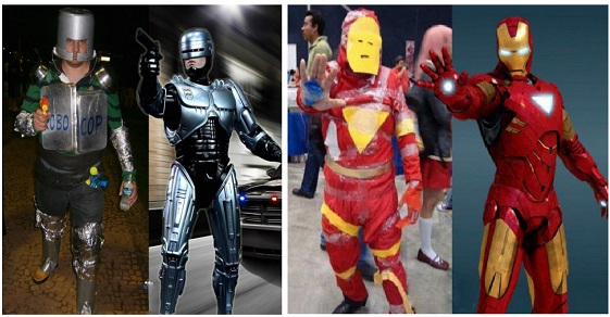 Los peores disfraces de superheroes videos y risas - Disfraces del mundo ...