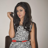 Ruby Parihar Photos in Short Dress at Premalo ABC Movie Audio Launch Function 63