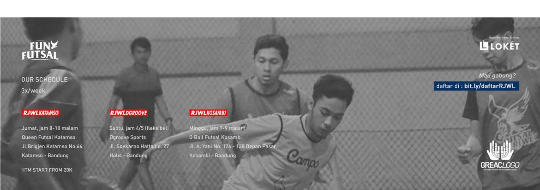 FutsalRJWL // Komunitas Futsal Bandung