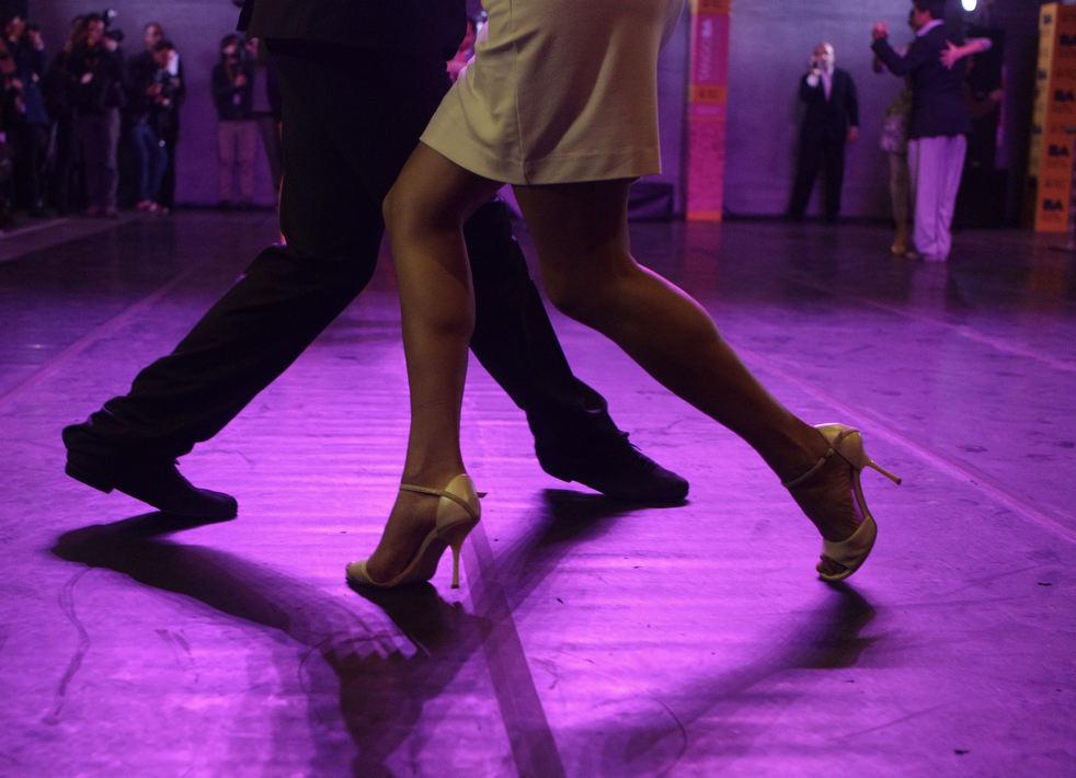 La pasión del tango es necesaria para la pareja