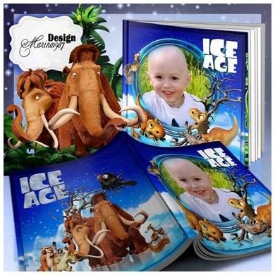 álbum era del hielo