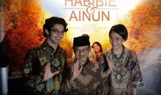Foto Habibie Ainun