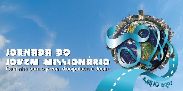 Divulgado material para o terceiro mês da Jornada do Jovem Missionário