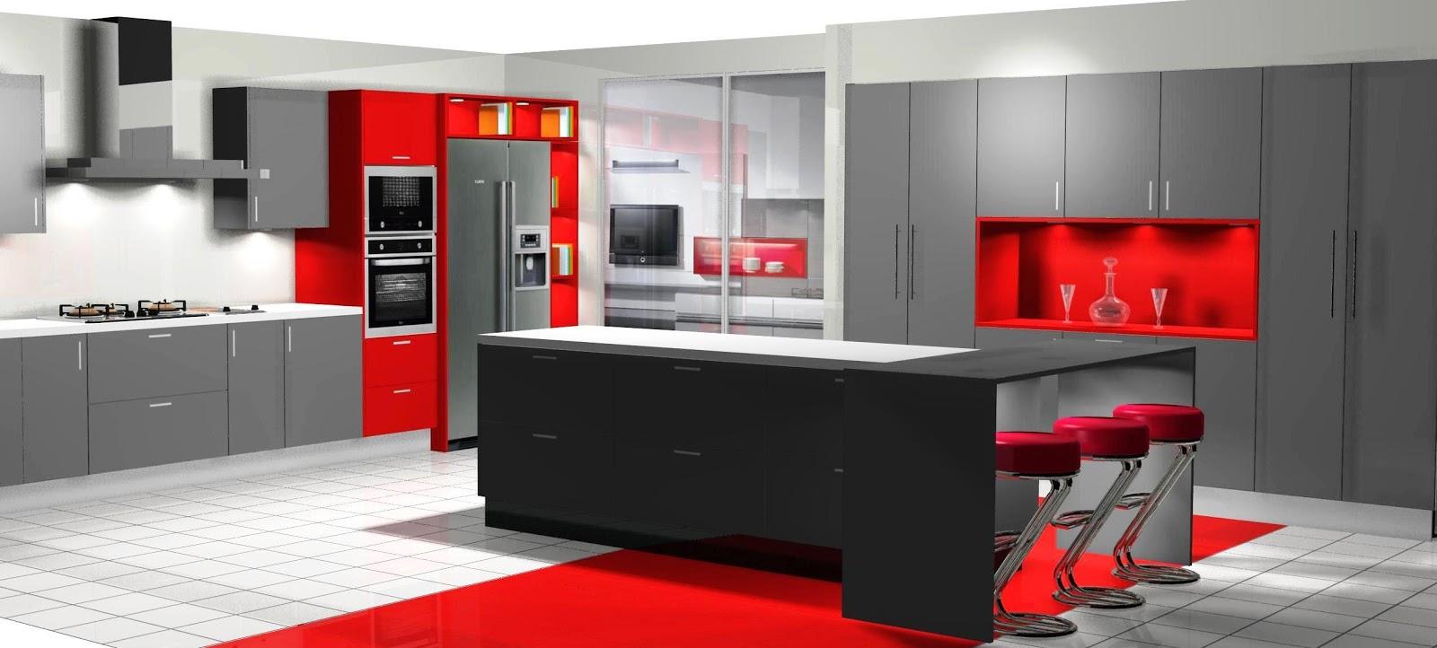 Dise o muebles de cocina dise o de cocina laminado en grafito for Cocinas disenos 2016
