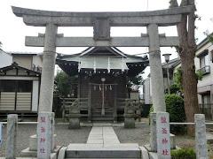 鎌倉・塩釜神社
