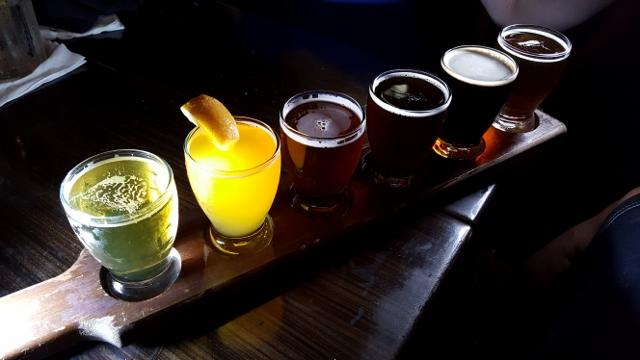 Harvest Beers