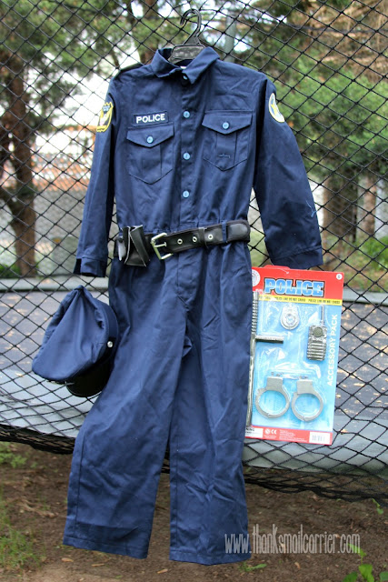Aeromax Police Officer