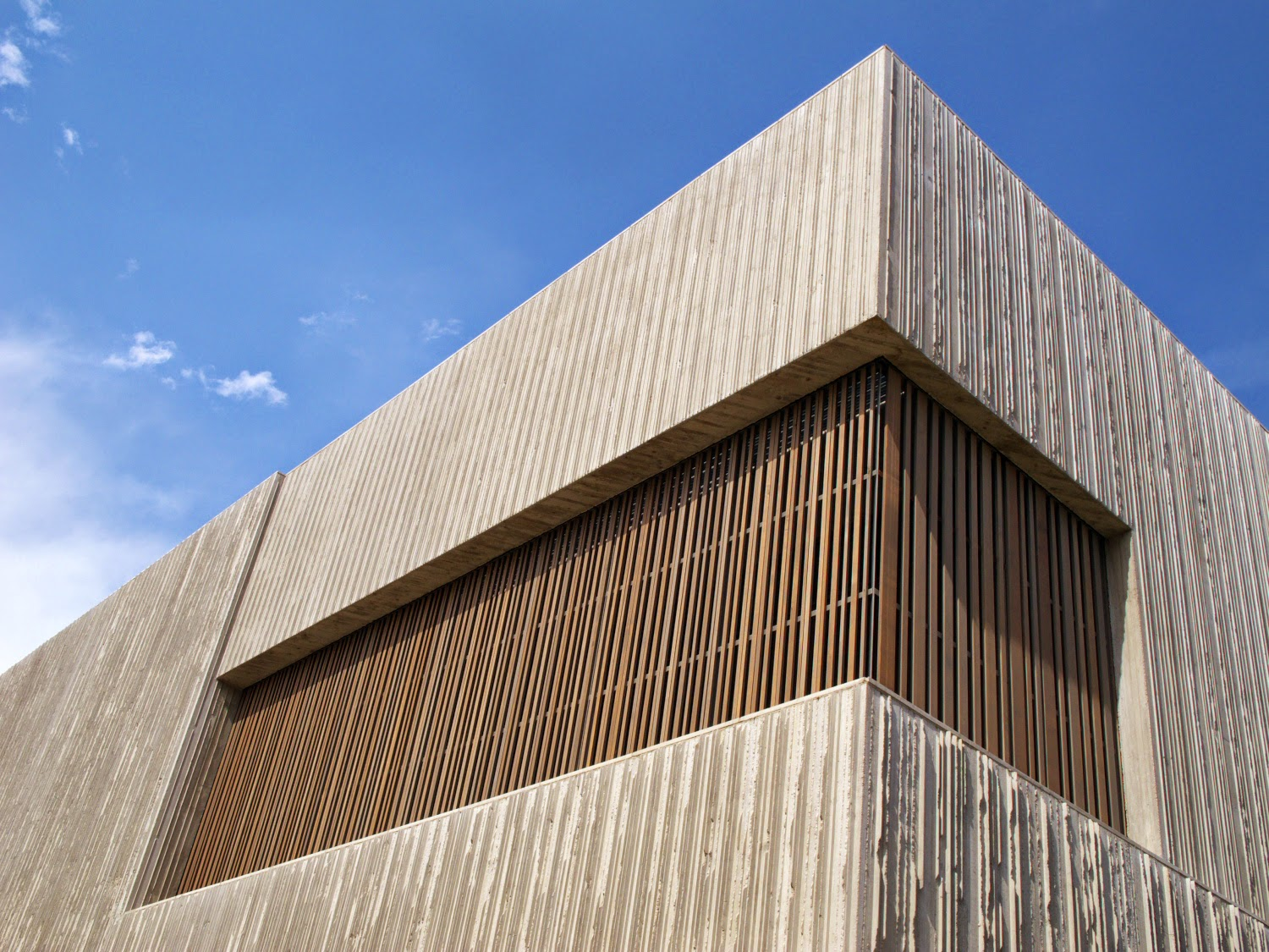 A Daily Dose Of Architecture Clyfford Still Museum