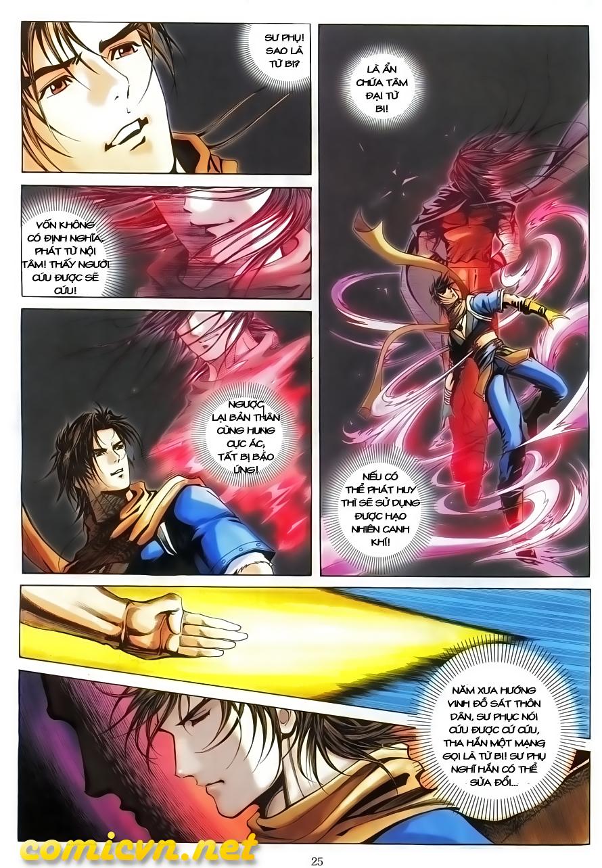 Tân Tác Như Lai Thần Chưởng chap 8 - Trang 21