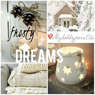 """+++Доска вдохновения """"Frosty Dreams"""" до 31/12"""