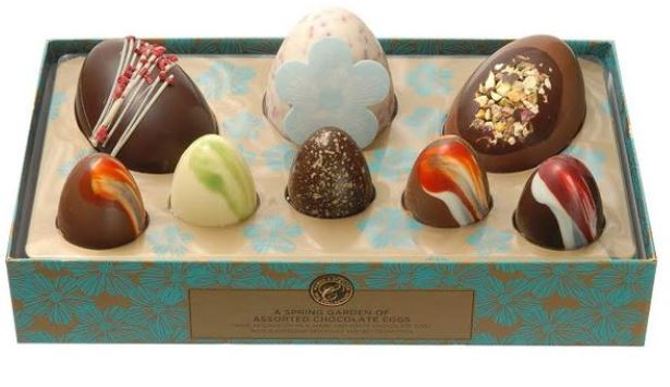 Easter egg Marks & Spencer review