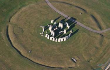 Antara Teori dan mitos stonehenge