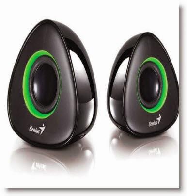 Flipkart: Buy GENIUS SP-U150X Speakers (2.1) at Rs. 289