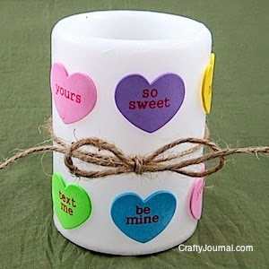 valentine-heart-candle