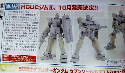 HGUC 1/144 RGM-179GM II