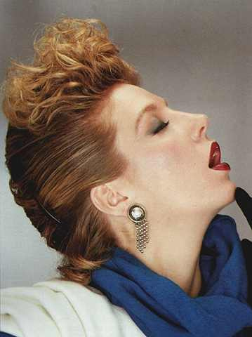 Hair Style In The 80s : 80s HAIRSTYLES