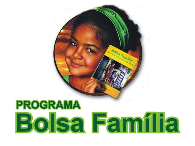 Lista com os nomes dos Novos Beneficiários do Programa Bolsa Família em São José do Sabugi - PB