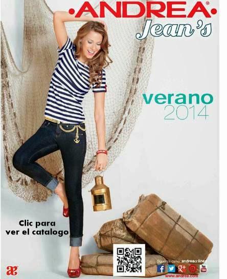 catalogo andrea jeans verano 2014