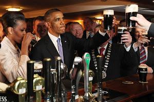Obama's visit to Ireland 2011