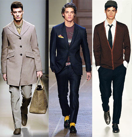 Dress styles for men body types
