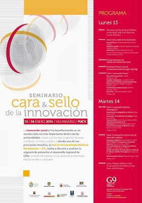 Seminario Cara & Sello de la Innovación