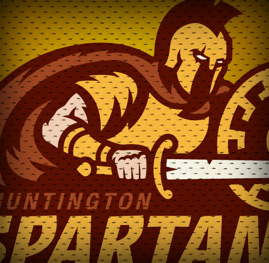 Spartans Sports Logo Design