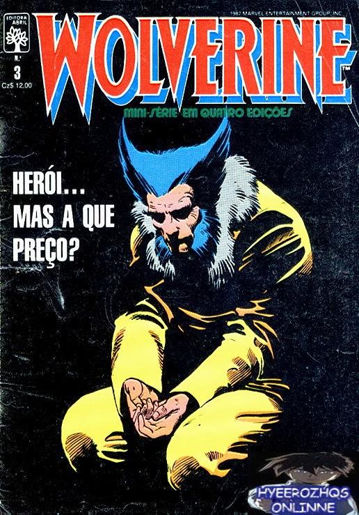 Eu, Wolverine #3