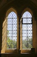 El simbolismo de las ventanas. Ventana+G%C3%B3tica