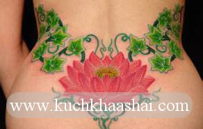 Lotus Flower Tattoo:Design And Meaning