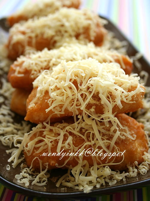 Table For 2 Or More Cheesy Fried Bananas Mff Sabah 7