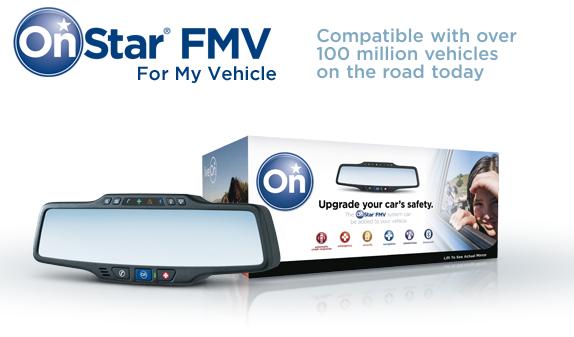 OnStar navigation system via Funky Junk Interiors