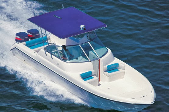 Luxury Charter Boats
