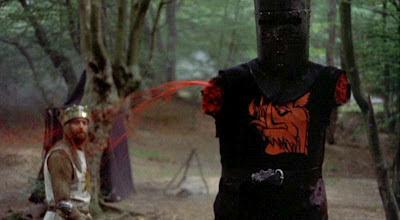 Ejercitos de inspiración Monty+Python+and+the+Holy+Grail+black+knight
