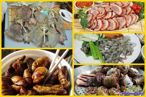 Ẩm thực Hàn Quốc với những món ăn ngon độc đáo và kỳ quặc 1