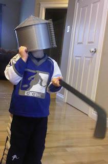 "hockey ""knight"" in canada"