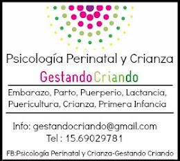Psicología Perinatal y Crianza