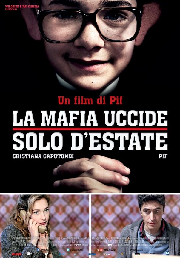 Póster: La mafia uccide solo d'estate