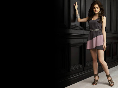 Lucy Hale Latest Wallpaper