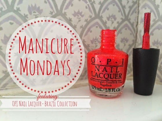 Dinos Beauty Diary - OPI Nail Lacquer - Manicure Mondays
