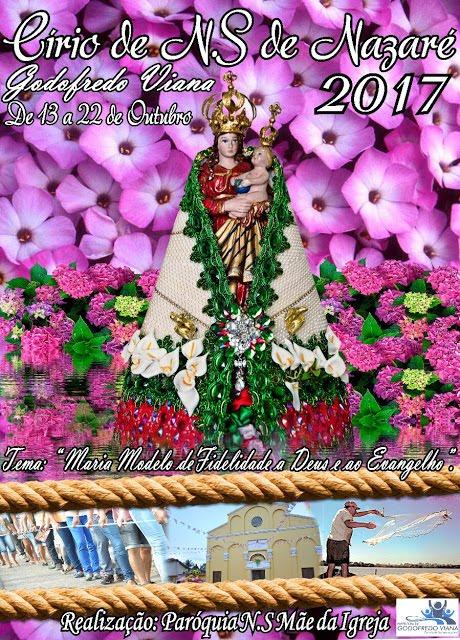 Círio de Godofredo Viana 2017