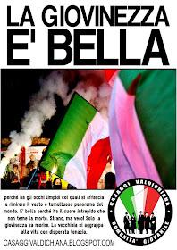 LA GIOVINEZZA E' BELLA!